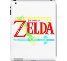 Legend Of Zelda neo iPad Case/Skin