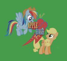 Appledash cutie mark Kids Clothes