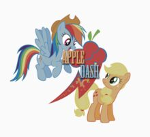 Appledash cutie mark Kids Clothes