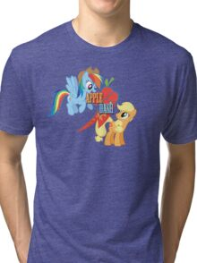 Appledash cutie mark Tri-blend T-Shirt
