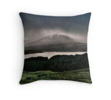 Tulla Storm Throw Pillow