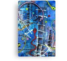 Life's Gambles Canvas Print