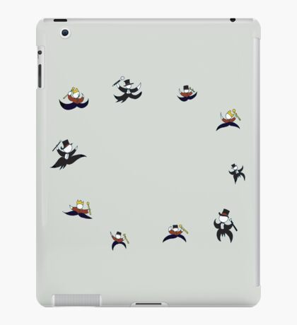 Ten Lords-a-Leaping iPad Case/Skin