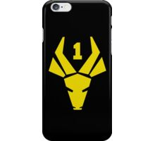 Ninja gangster iPhone Case/Skin