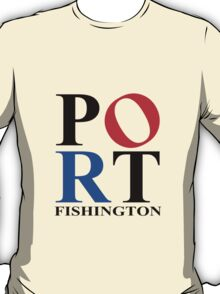 PORT FISHINGTON T-Shirt