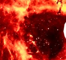 Lannisters - Fire Sticker