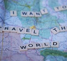 Travel the World by thaismelb