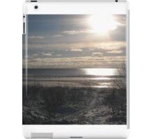 Lake Michigan in Winter iPad Case/Skin