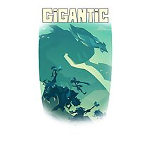 GIGANTIC Guardian II ^^ Photographic Print