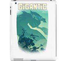 GIGANTIC Guardian II ^^ iPad Case/Skin