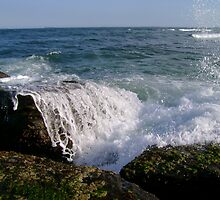 Crashing Wave by reflector