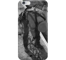 Step 2, Safety First, Construction site (635 Dallas, TX).jpg iPhone Case/Skin