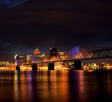 Louisville By Night by ladywings