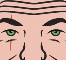 John Locke - Orange In Mouth - Lost Sticker