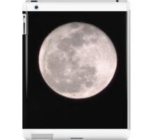 Moon Rise 007 iPad Case/Skin