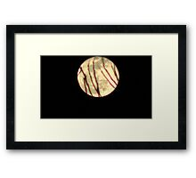 Moon Rise 008 Framed Print