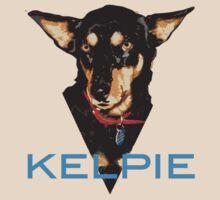Kelpie by jensaunders