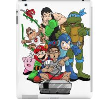 NOW YOU'RE PLAYING WITH POWER iPad Case/Skin