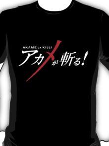 Akame Ga Kill T-Shirt