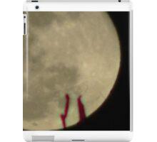 Moon Rise 013 iPad Case/Skin