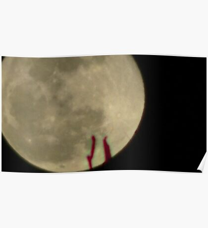 Moon Rise 013 Poster