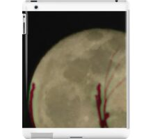 Moon Rise 015 iPad Case/Skin