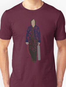 Anton Chigurh in No Country For Old Men Typography Design T-Shirt