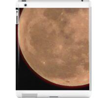 Moon Rise 017 iPad Case/Skin