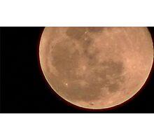 Moon Rise 017 Photographic Print