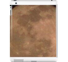 Moon Rise 018 iPad Case/Skin
