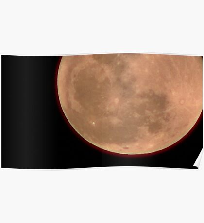 Moon Rise 019 Poster