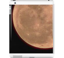 Moon Rise 019 iPad Case/Skin