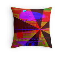Weather Trend Throw Pillow
