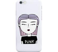 SHE: PUNK iPhone Case/Skin