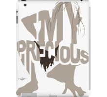 Gollum of Lord of the Ring iPad Case/Skin