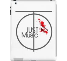 Just Music - Ripple Effect Style iPad Case/Skin