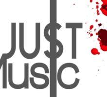 Just Music - Ripple Effect Style Sticker