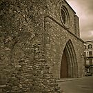 Old Spanish church by geolica