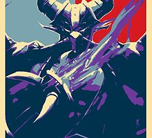 Kassadin - League of Legends by Stokha