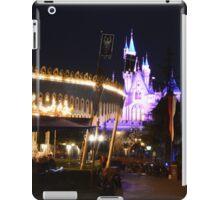 Fantasy land Disneyland iPad Case/Skin