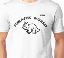 Jurassic World Staff T Shirt Unisex T-Shirt