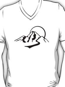 Mountains moon T-Shirt