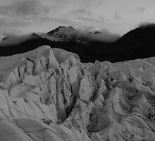 Matanuska Glacier by Eric Purcell