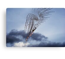 flare angel Canvas Print