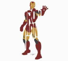 Iron Man from the Avengers by GrantP93