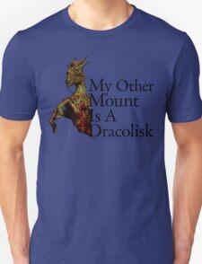 DA:I Dracolisk Mount Unisex T-Shirt