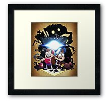 Gravity Falls - Season 2 Framed Print