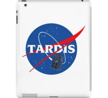 Nasa Tardis iPad Case/Skin