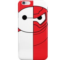 Baymax - Big Hero 6 Half Armored iPhone Case/Skin
