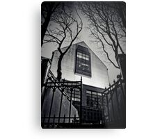 The Rooms Metal Print